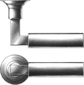 Turned Brass Levers E R Butler Amp Co