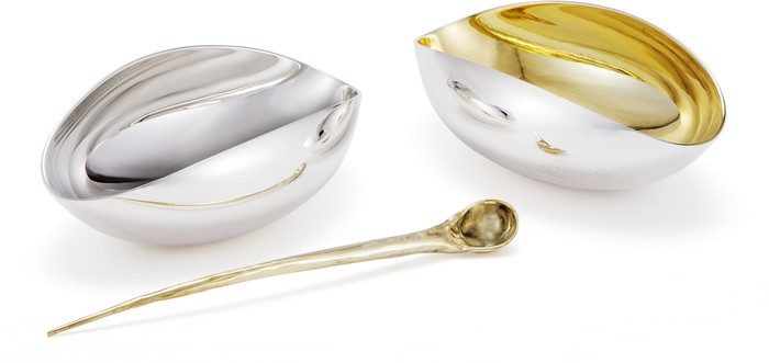Spice Bowl and Spice Spoon