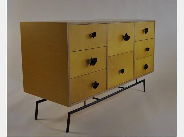 Cabinet Designed By Chris Lehrecke.